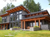 Blending old world craftsmanship with west coast modern design, Island Timber Frame builds some of Canada's finest custom post and beam structures.